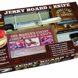 Hi Mountain Jerky Jerky Board & Knife Set