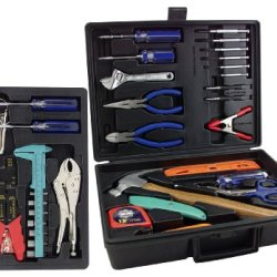 Great Neck Tk110 Home Improvement Tool Set, 110-Piece