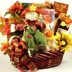 Gift Basket Village Itfaya It'S Fall, Y'All, Fall Gift Basket