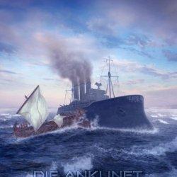Kaiserkrieger 1: Die Ankunft (German Edition)