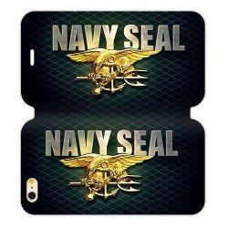 "Jdsitem Unique U.S. Navy Seals Retiary Design Case Cover Sleeve Protector For Phone Iphone 6 4.7"""