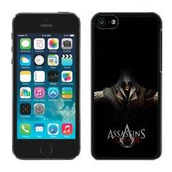 Diy Assassins Creed Desmond Miles Hands Knifes Hood Iphone 5C Black Phone Case