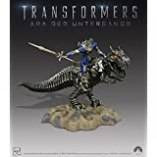 Transformers 4: Ära des Untergangs - Dinobot Edition (exklusiv bei Amazon.de) [3D Blu-ray] [Limited Edition]