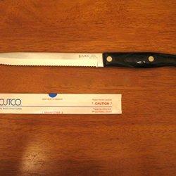 Cutco Petite Carver Knife #1729 - Classic Black
