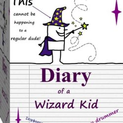 Diary Of A Wizard Kid