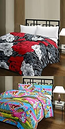 Story@Home Double Bed Blanket