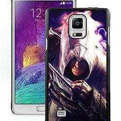 Diy Assassins Creed Desmond Miles Graphics Knife Handsamsung Galaxy Note 4Black Phone Case