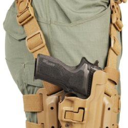 Blackhawk! Serpa Level 2 Tactical Coyote Tan Holster, Size 03, Right Hand, (1911 Gov'T & Clones W/ Or W/O Rail   )