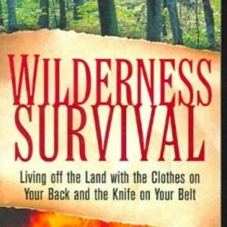 Wilderness Survival Living Off The Land With The Clothes On Your Back And The Knife On Your Belt Wilderness Survival