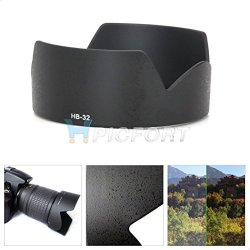 Best Choice Of Photographers! New Bayonet Hb-32 Lens Hood For Nikon Af-S Dx Nikkor 18-105Mm F/3.5-5.6G Ed Vr