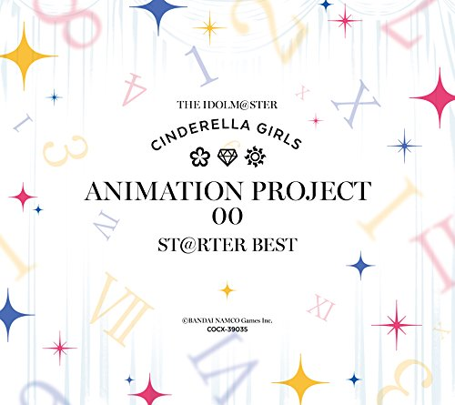 THE IDOLM@STER CINDERELLA GIRLS ANIMATION PROJECT 00 ST@RTER BEST