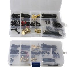 Diy Tattoo Parts And Accessories Screws Kit For Machine Gun Maintain And Repair