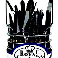 Royal Brush Palette Knives Classroom Caddy Set, Set Of 48
