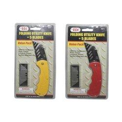 Folding Utility Knife +5 Blade