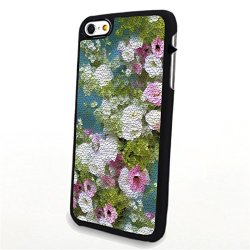 Generic Phone Accessories Matte Hard Plastic Phone Cases Blossom Jasmine Fit For Iphone 6