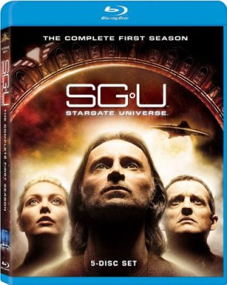 Sgu Stargate Universe: Complete First Season [Blu-ray], Mr. Media Interiew, Alaina Huffman
