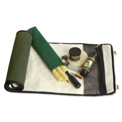 Orvis Battenkill Roll-Up Cleaning Kit / Complete Kit For 12-Gauge