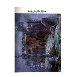 """Classics """"Castle On The Rhine"""" Painting Instructions By Johnnie Mason-Liliedahl (Loose Leaf Bound)"""