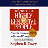by Stephen R. Covey (Narrator, Author), Simon & Schuster Audio (Publisher)  (3572)  Buy new:  $28.30  $23.95  10 used & new from $23.95