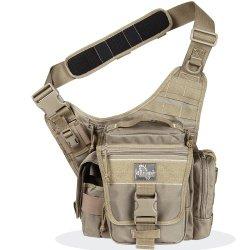 Maxpedition Medium Jumbo L.E.O. S-Type Versipack (Khaki)