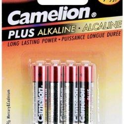 Alkaline Batteries 4/Pkg-Aaa