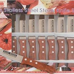 Chef Deluxe 10 Pc Steak Set