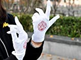 1 X Anime Cosplay Fullmetal Alchemist Gloves Colonel Roy Mustang Edward Elric Accessories