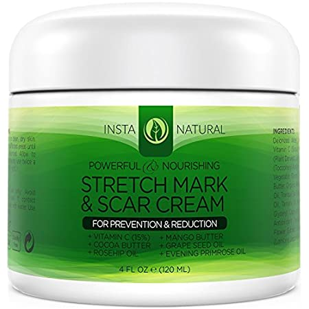 Diminishes the appearance of current stretch marks and scars - strengthens skin to protect and prevent new ones from forming - delivers deep nourishment and hydration - full of powerful vitamins and essential oils - composed of natural and organic in...