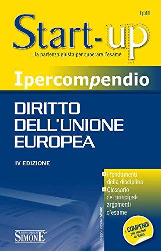 Ipercompendio diritto dell'Unione Europea
