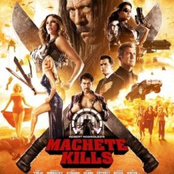 Machete Kills Movie Poster - Flyer - 11 X 17 - Danny Trejo - Lady Gaga