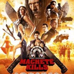 "Machete Kills - 11""X17"" Original Promo Movie Poster Mint Danny Trejo"