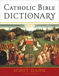 "Cover of ""Catholic Bible Dictionary"""