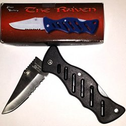 The Raven By Frost Cutlery