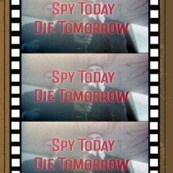 Spy Today, Die Tomorrow