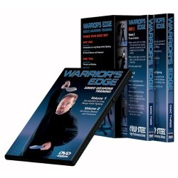 Cold Steel Cutlery - Warrior'S Edge 3 Dvd Set