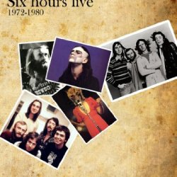 Genesis Six Hours Live 1972-1980 2-Disc Set