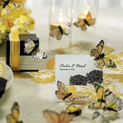 Beautiful Butterfly Decorative Pack Of 25