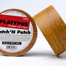Platypus Match N Patch Mahogany Wood Grain Tape