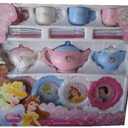 Disney Princess ~ Tea Party ~ Tea Set, Black Cherry Tea, & Cookies