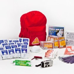 4 Person Premium Backpack Survival Kit