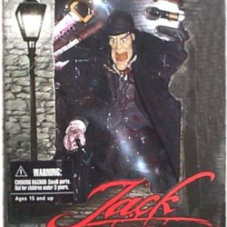 Mezco - Jack The Ripper Action Figure W/Accessories - Open Mouth/Derby Hat Variant (Mature Collectors: 15+)