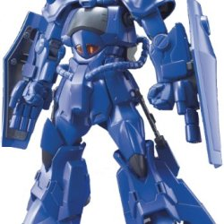 "Bandai Hobby Hgbf #15 Gouf R35 ""Build Fighters"" Model Kit (1/144 Scale)"