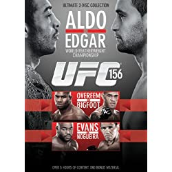 Jose Aldo (Actor), Frankie Edgar (Actor), Not Provided (Director) | Format: DVD  (2) Release Date: May 14, 2013   Buy new: $19.98  $11.93  10 used & new from $11.46