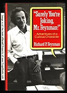 "Cover of ""Surely You're Joking, Mr. Feynm..."
