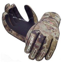 Cressi Camo Premium Neoprene 2.5Mm Spearfishing Gloves