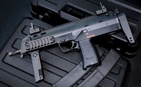 KSC  ガスブロ MP7A1-2