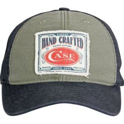 Case Canvas Blue And Gray Ball Cap