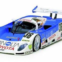 Tamiya 1:24 Minolta Toyota 88 Cv