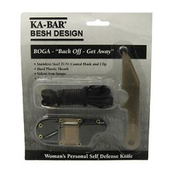 Ka-Bar Besh Boga Self Defense Knife