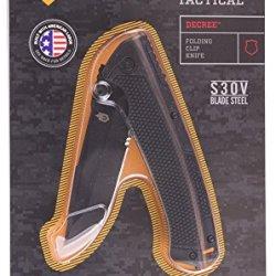 Gerber Blades Decree-Dp Tanto Hybrid/Serrated/S30V-Clam Knife